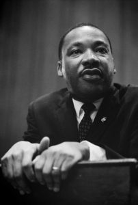 Martin Luther King Press Conference  - WikiImages / Pixabay